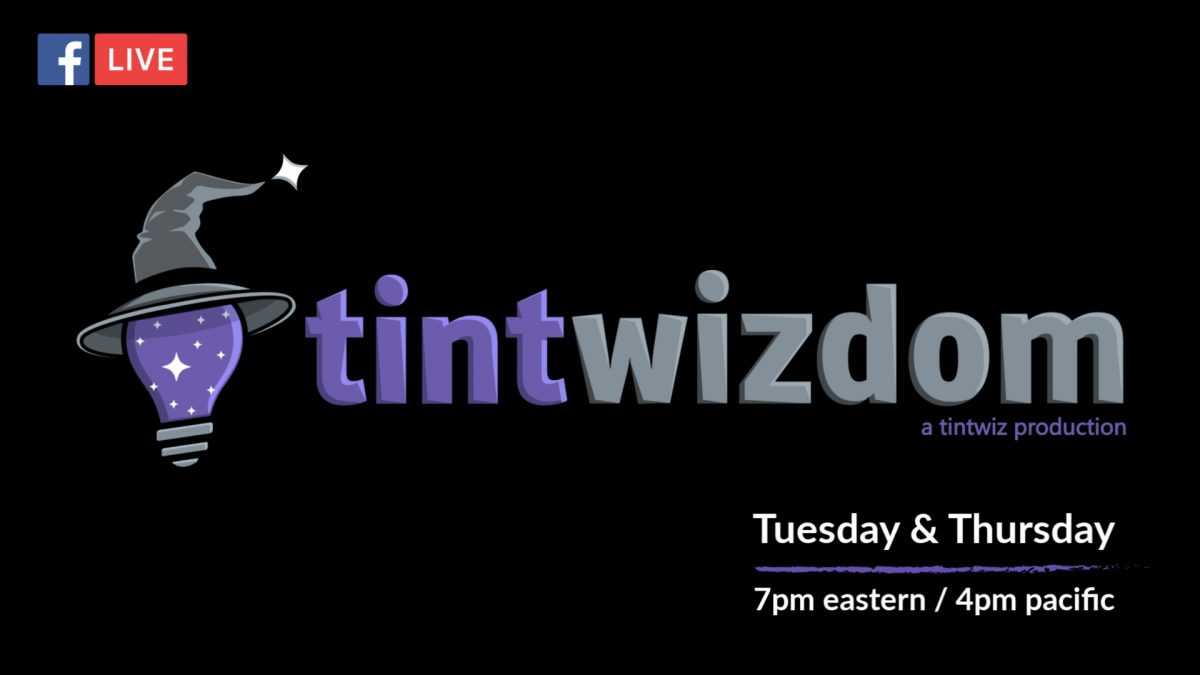 Tint Wizdom Podcast