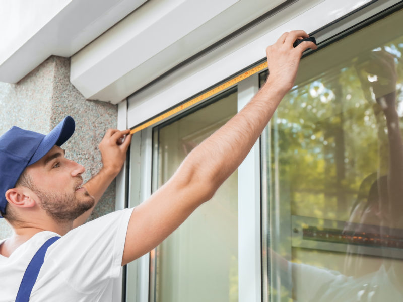 Measuring Windows for Home Window Film Quote