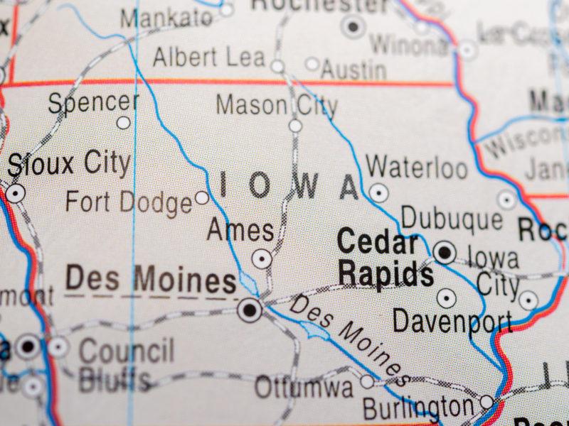 Iowa Window Tinting Laws