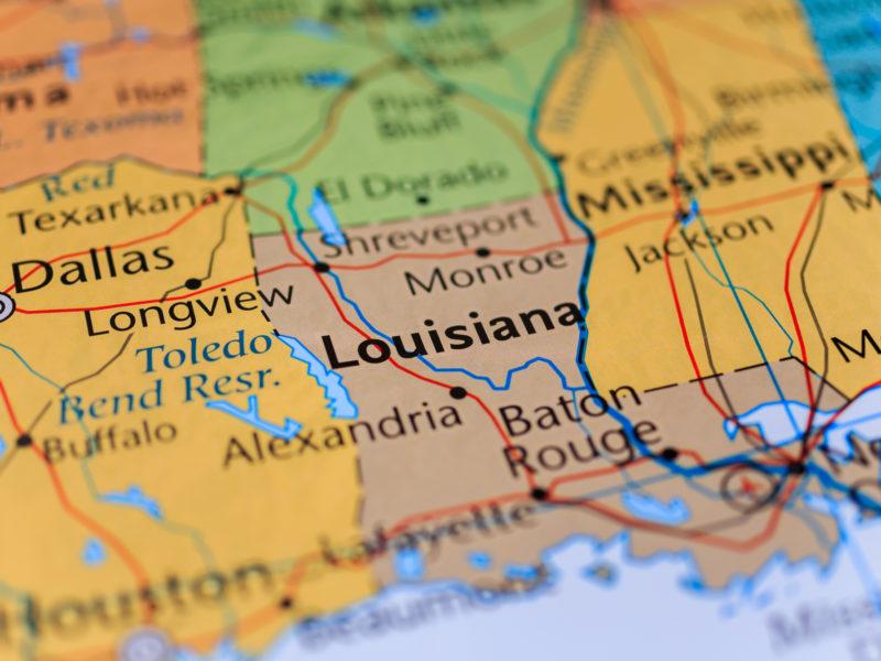 Louisiana Window Tint Laws