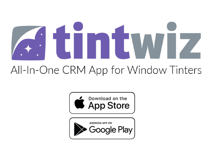 Window Tint Software