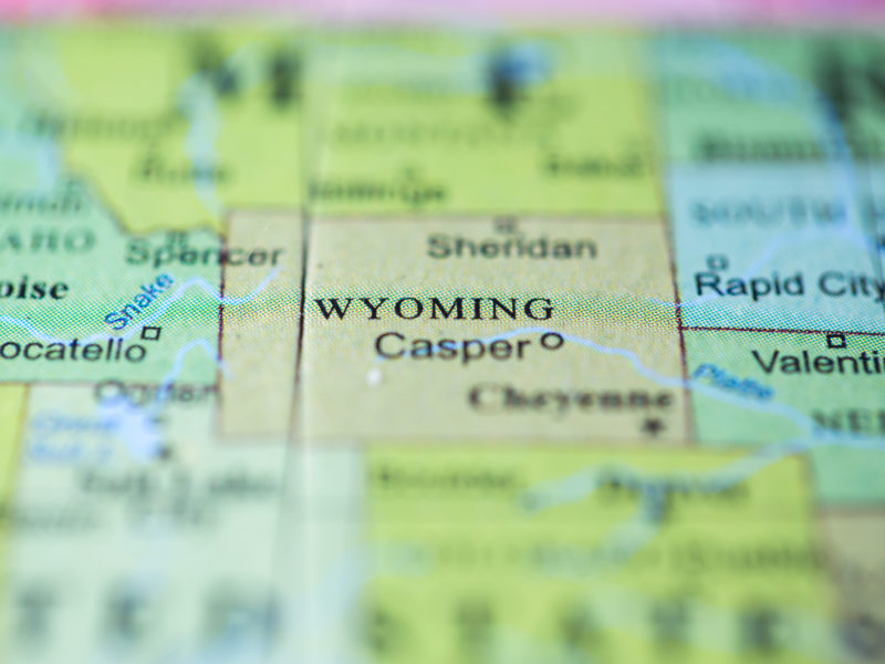 Wyoming Window Tint Laws